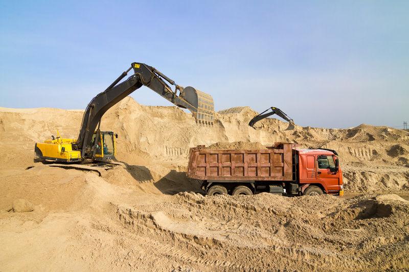 Овражный песок цена